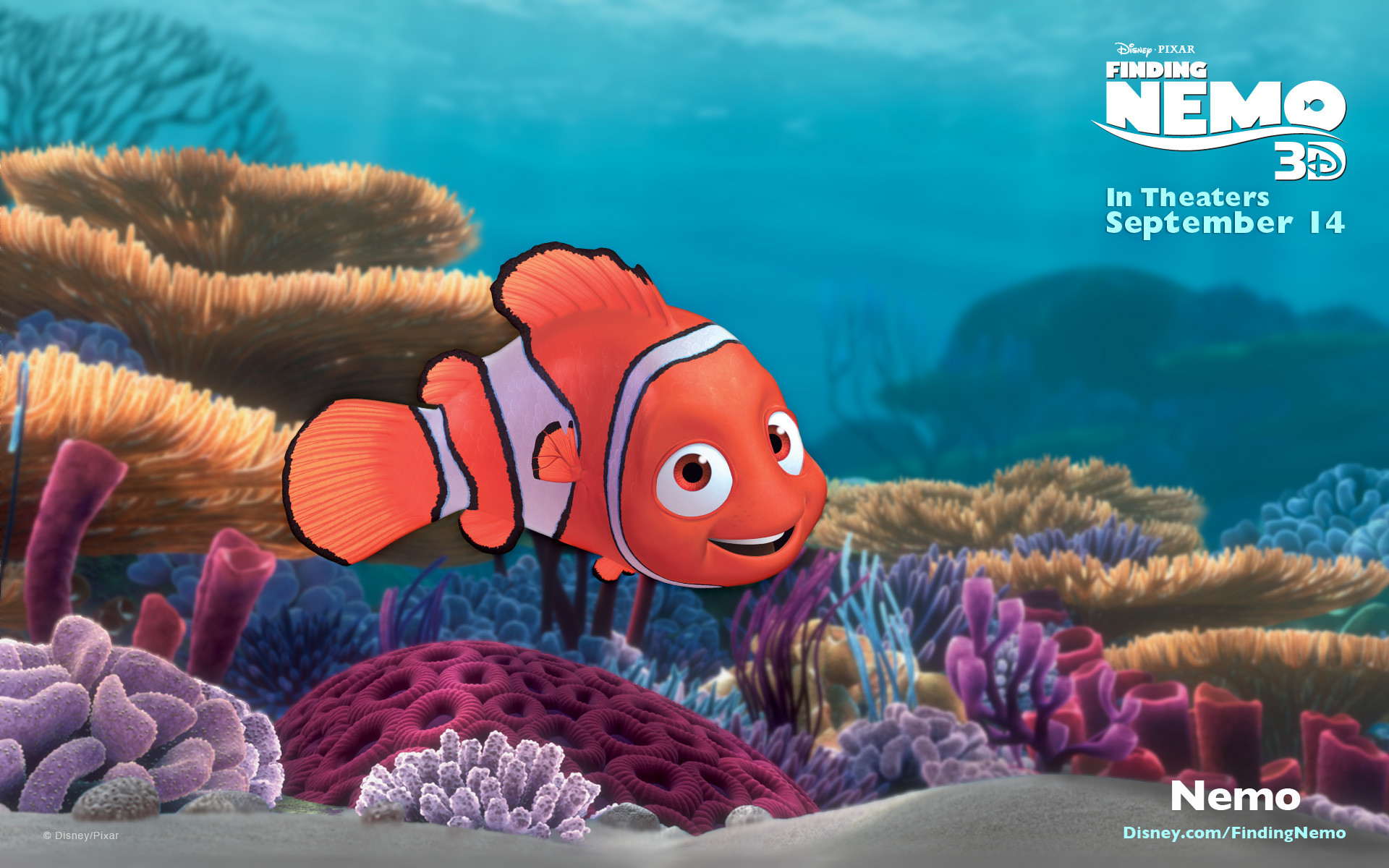 Finding Nemo Wallpaper 1