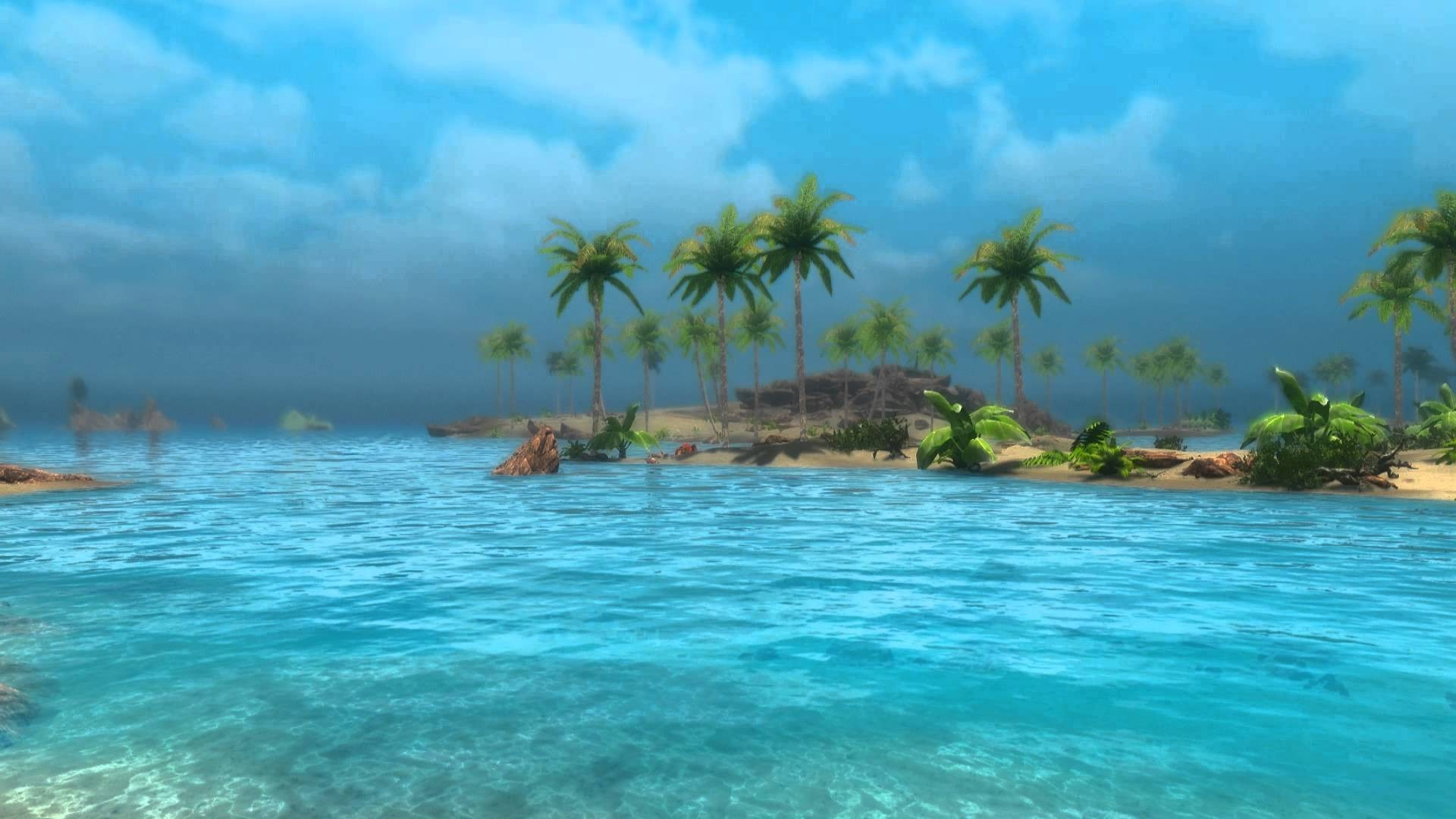 35 Desktop Backgrounds Beach Download Free Beautiful