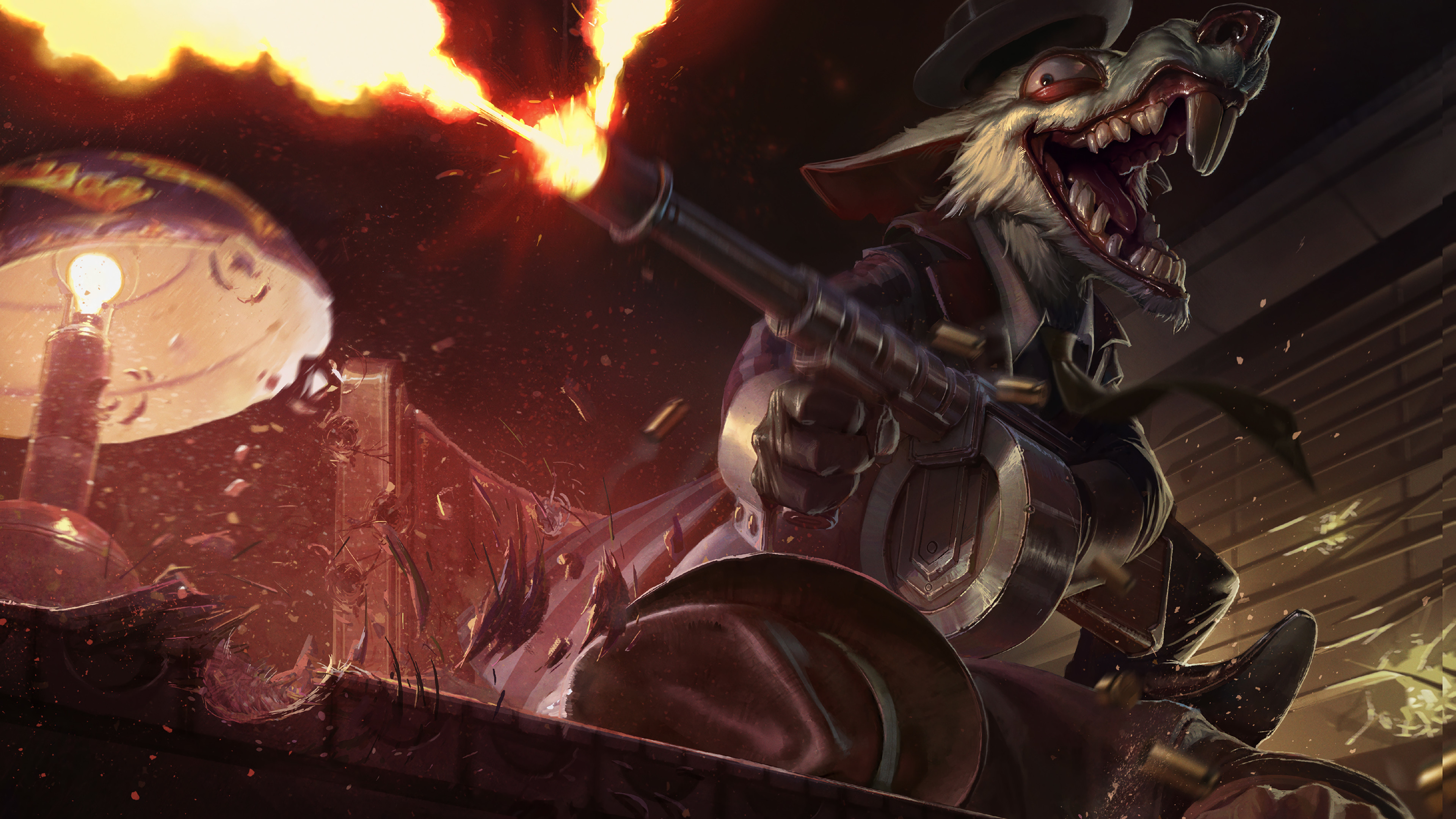 Twitch League Of Legends Wallpapers Wallpapertag
