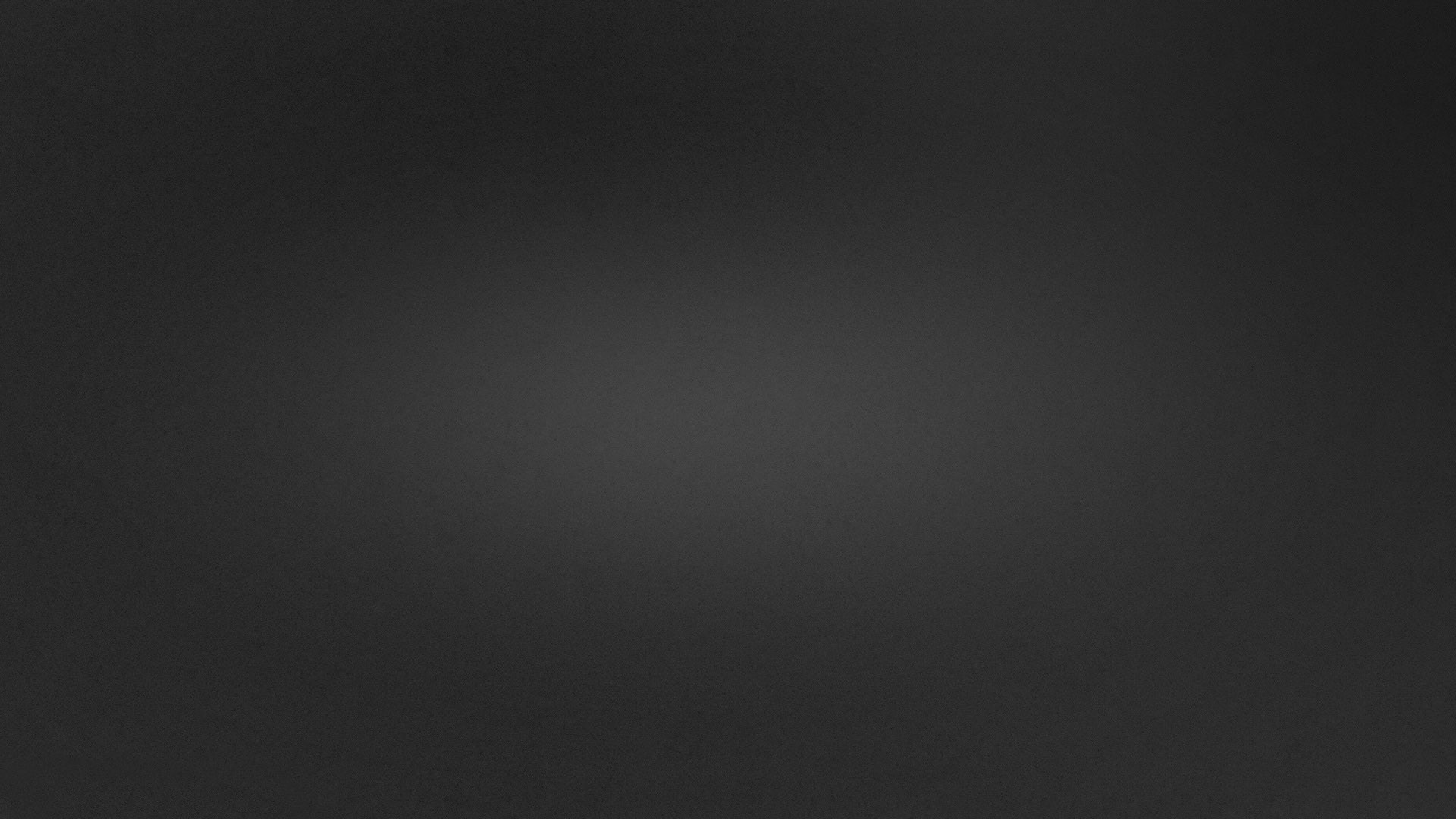 Dark gray gradient background