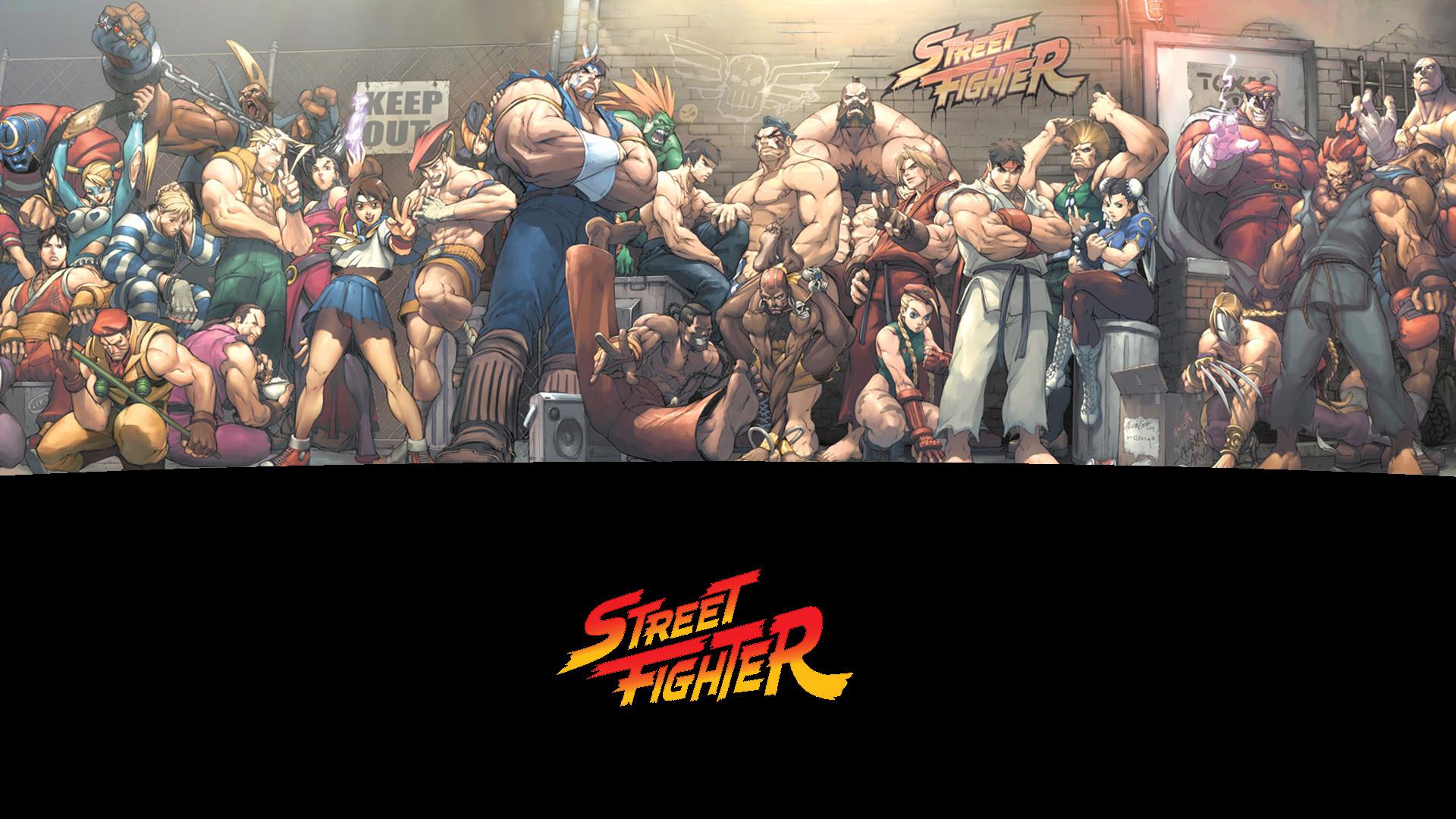 Street Fighter Hd Wallpaper Wallpapertag