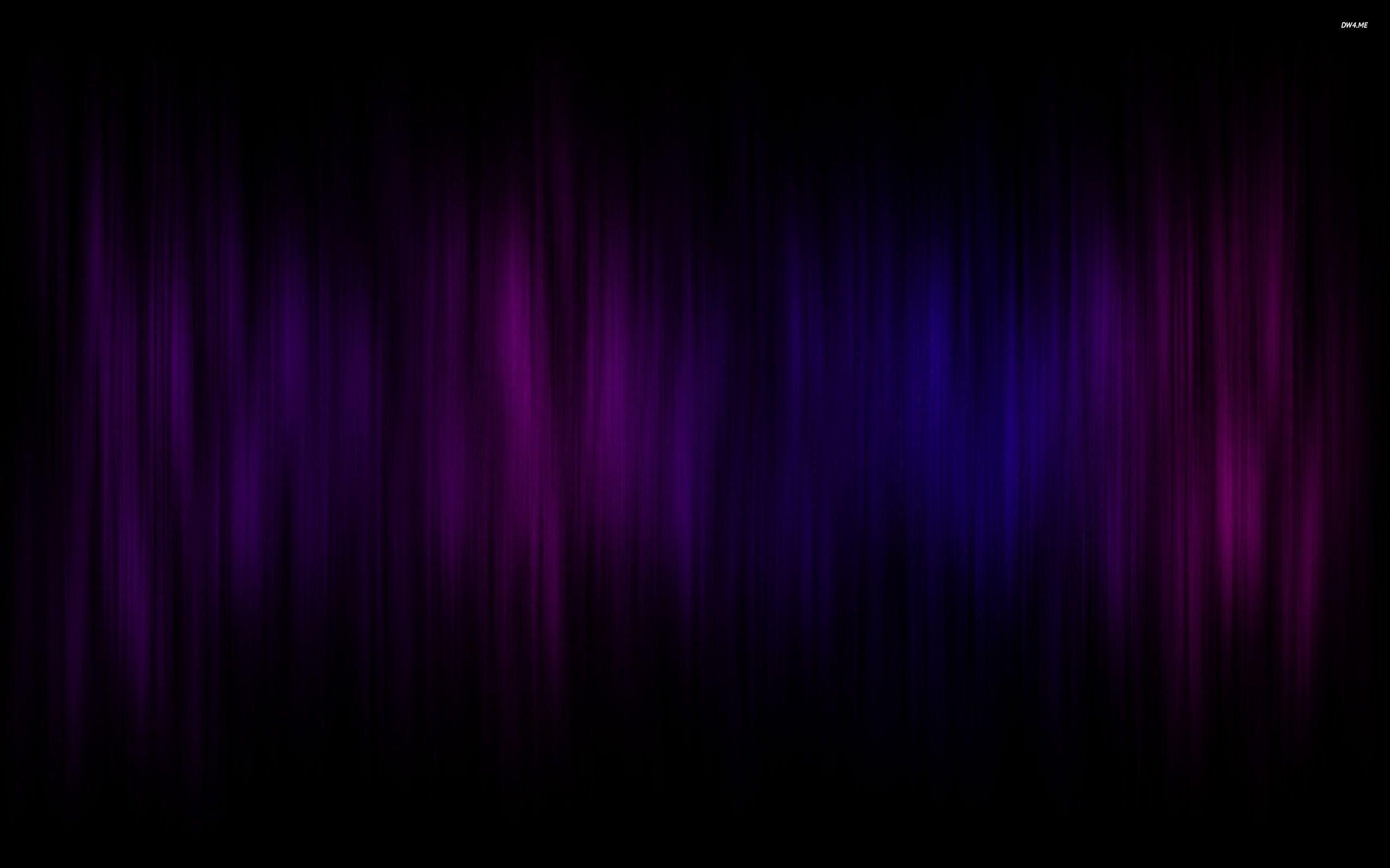Black and Purple Wallpaper ·①