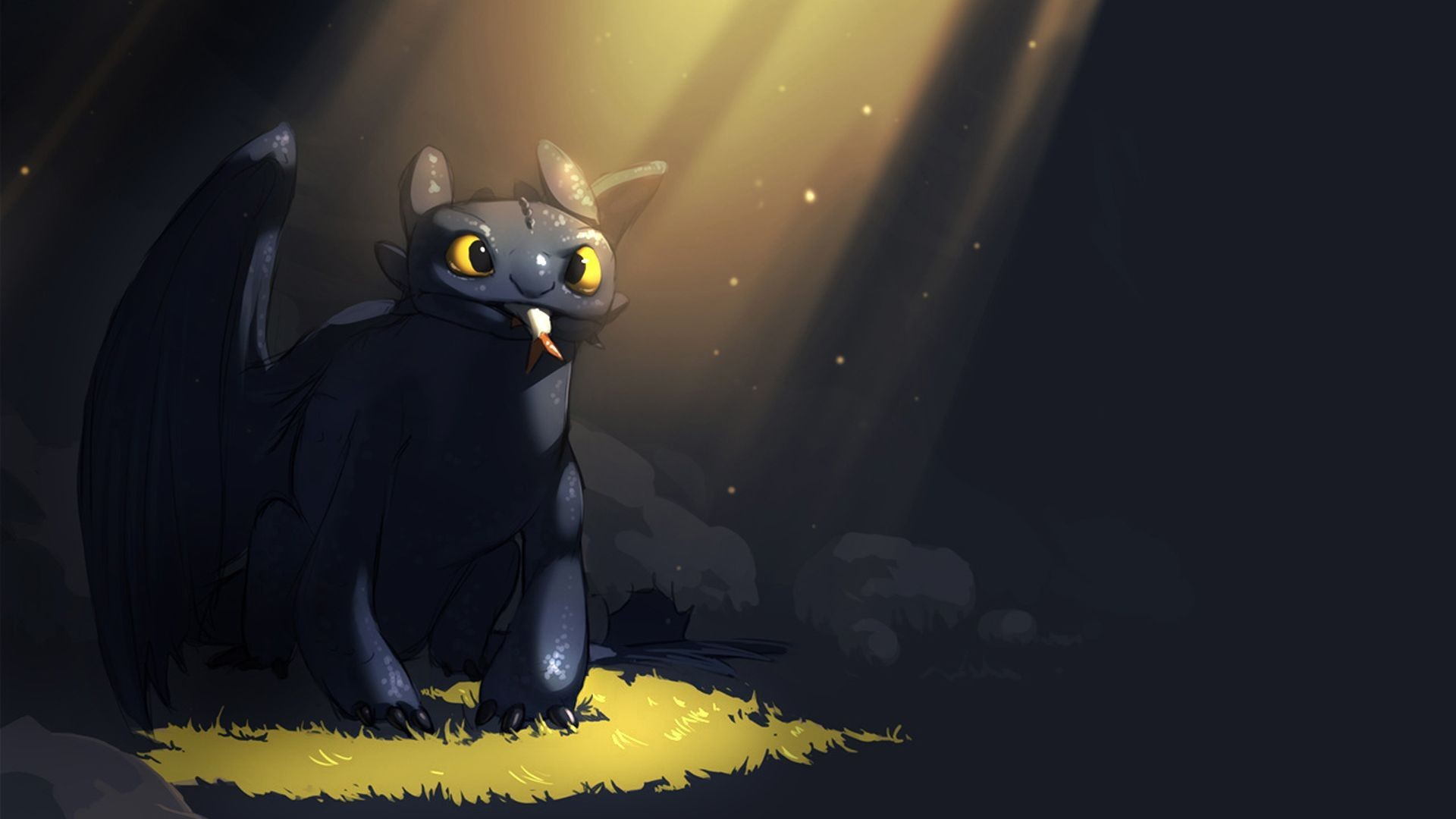 1920x1080 How To Train Your Dragon Toothless Download The Wallpapers