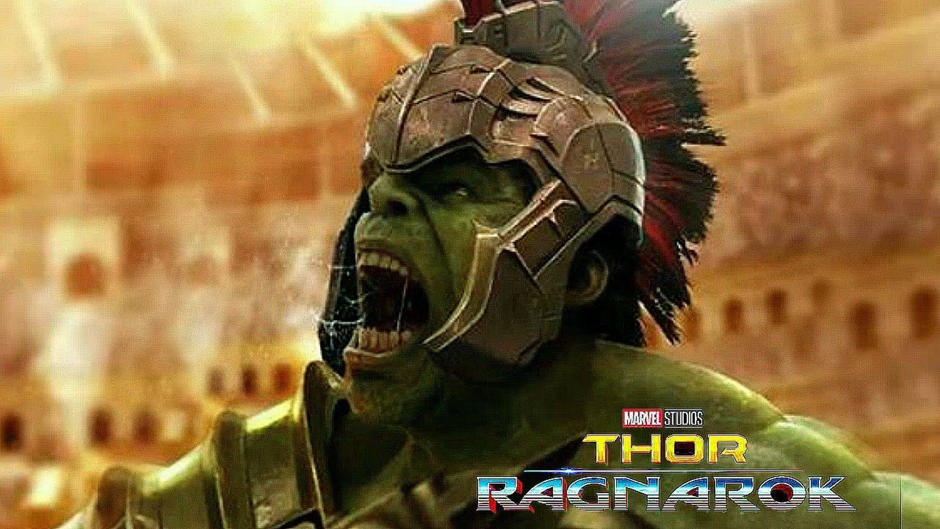 Thor Ragnarok Wallpapers Wallpapertag