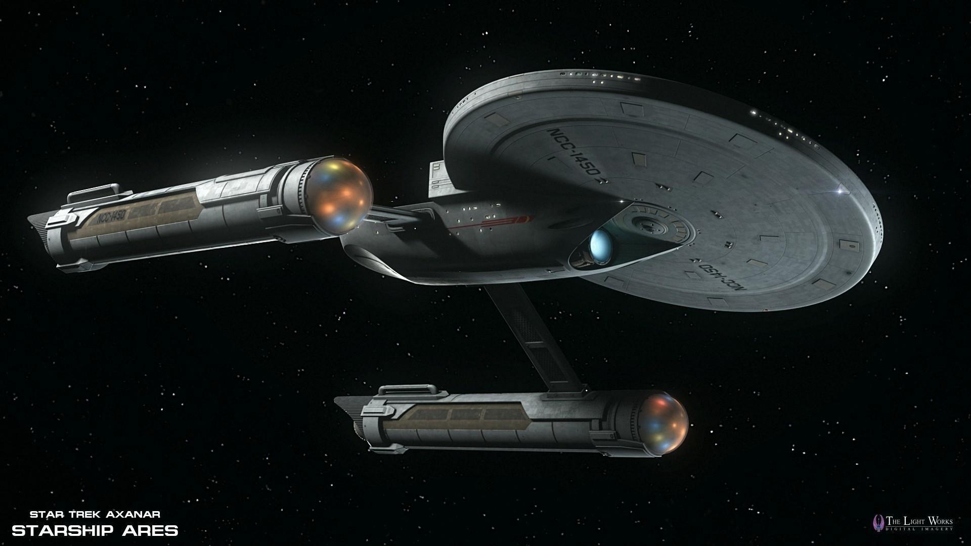 Star Trek Ship Wallpapers: Galaxy Class Starship Wallpaper ·① WallpaperTag
