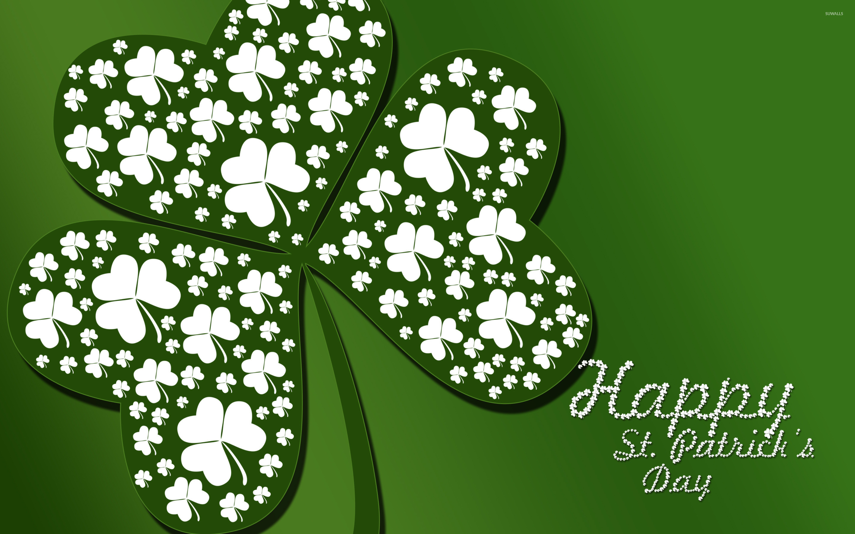Saint Patricks Day Backgrounds ·①