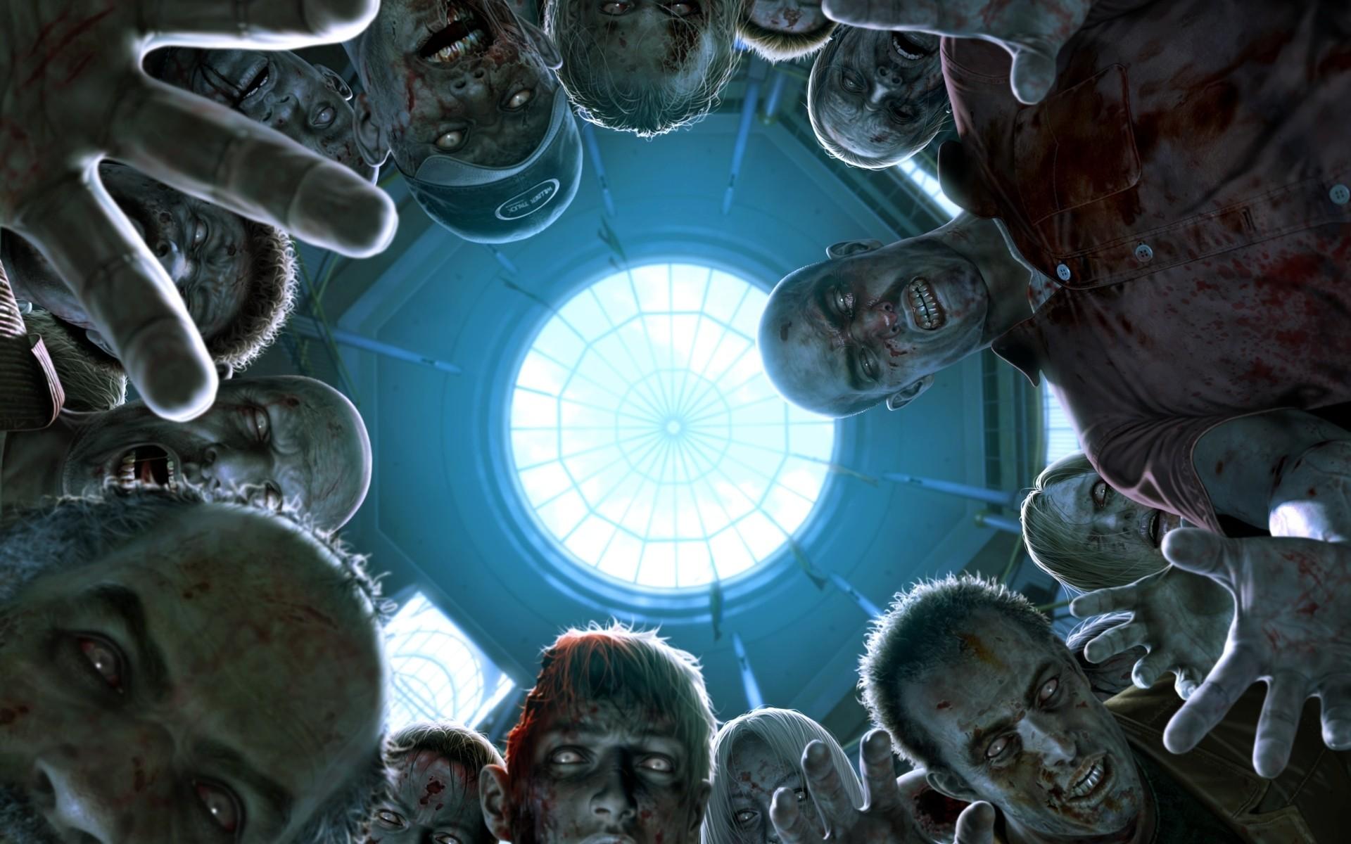 1920x1200 zombies wallpaper 15327