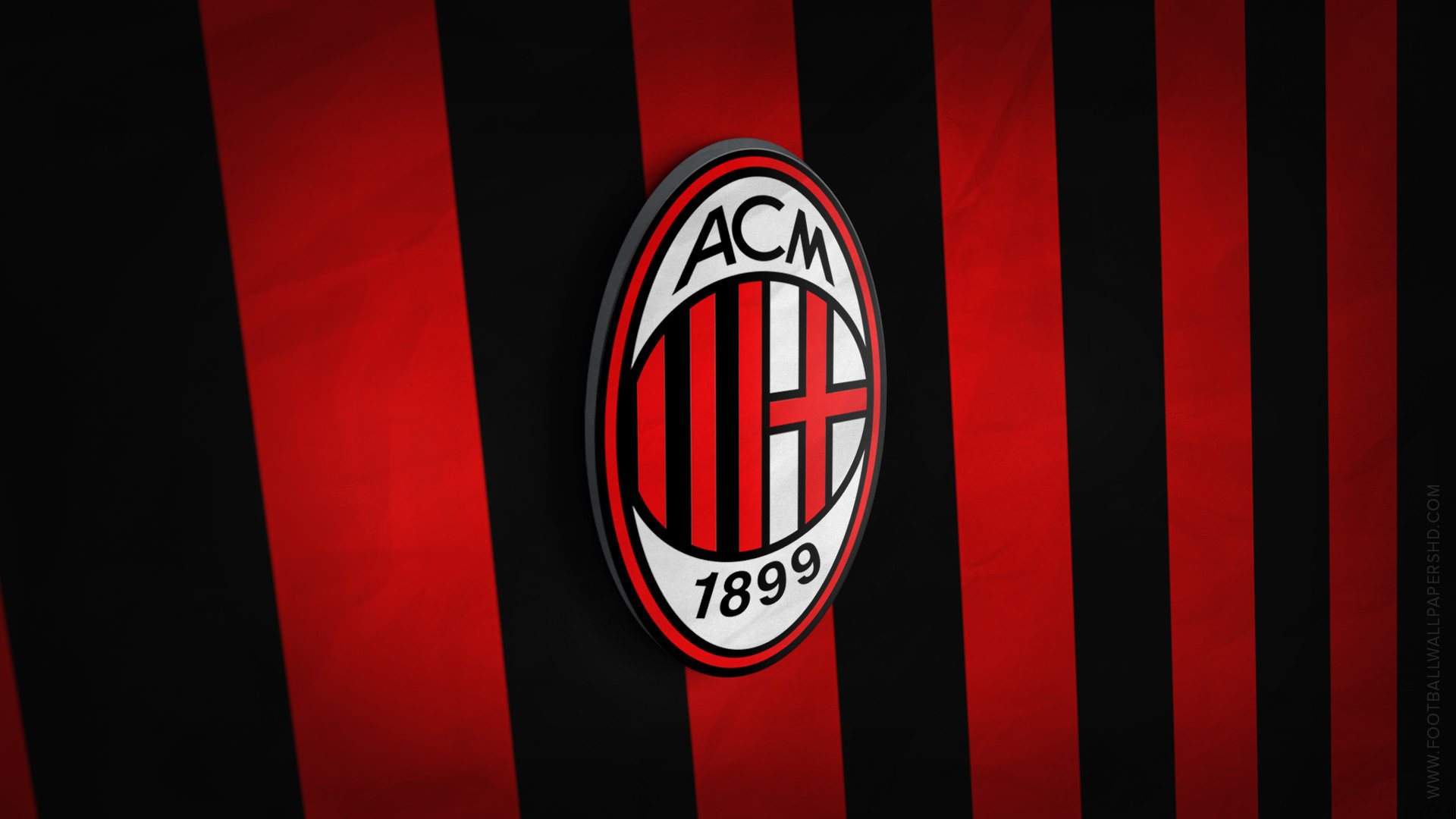 Hd wallpaper ac milan - 1920x1080 Ac Milan 3d Logo Wallpaper