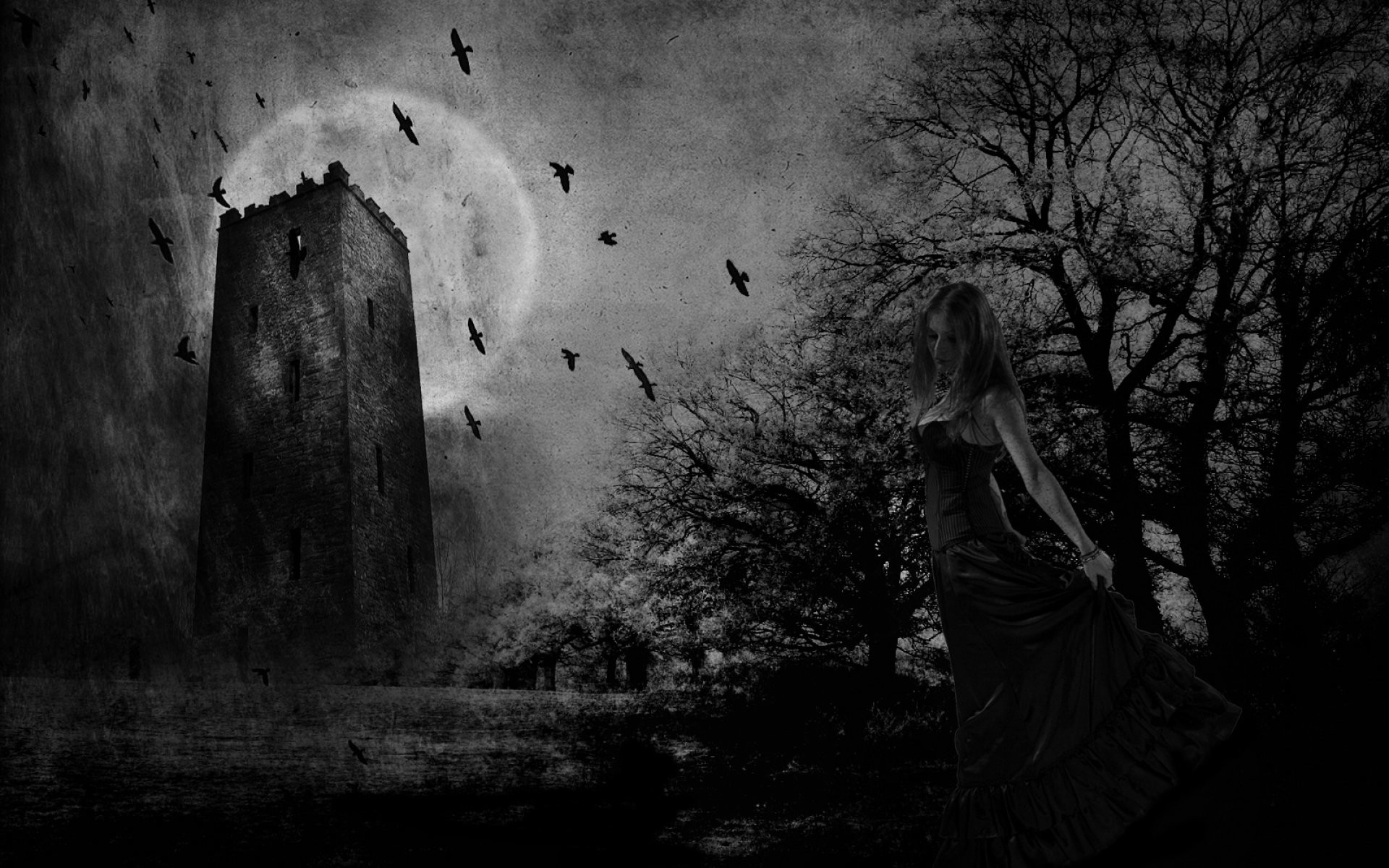 gothic art wallpaper 183��