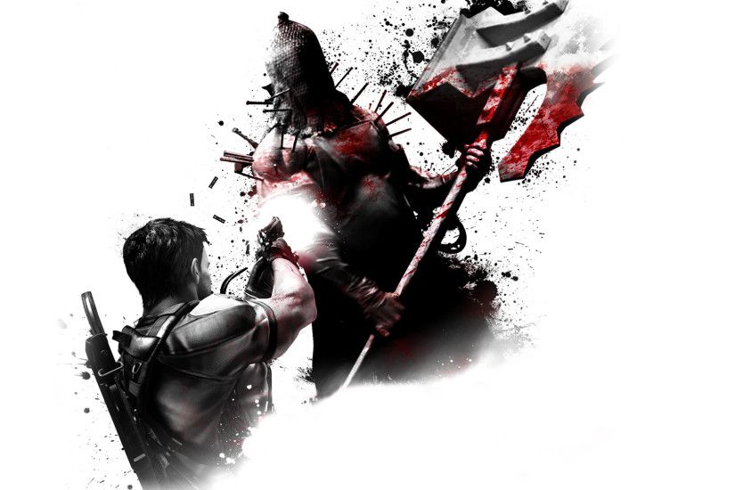 3 Resident Evil: The Mercenaries 3D HD Wallpapers | Backgrounds - Wallpaper  Abyss