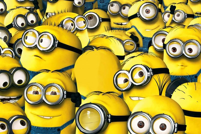 minions wallpaper 2880x1800 for mac