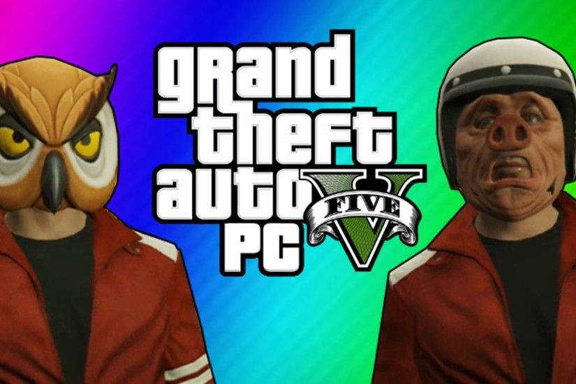 GTA 5 Heists #4 - Streme Spoats & Pacific Rim Job! (GTA 5