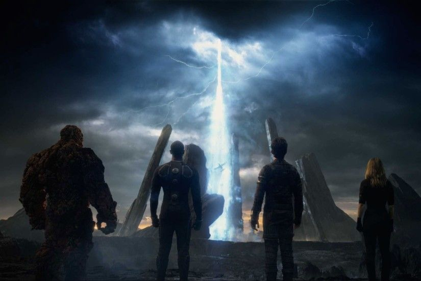Fantastic Four - Wallpaper 1 from the English movie Fantastic Four