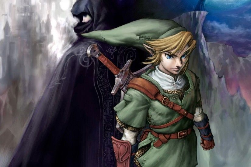 The Legend Of Zelda New Wallpapers