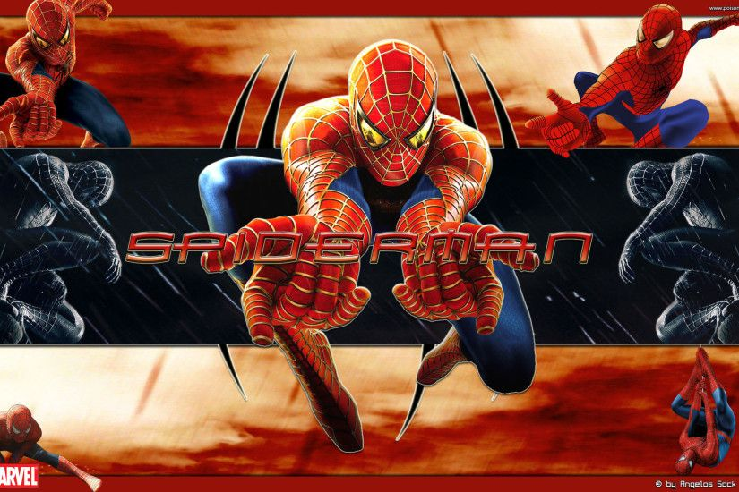Spiderman hd 292189 widescreen desktop mobile iphone android hd wallpaper  and desktop.