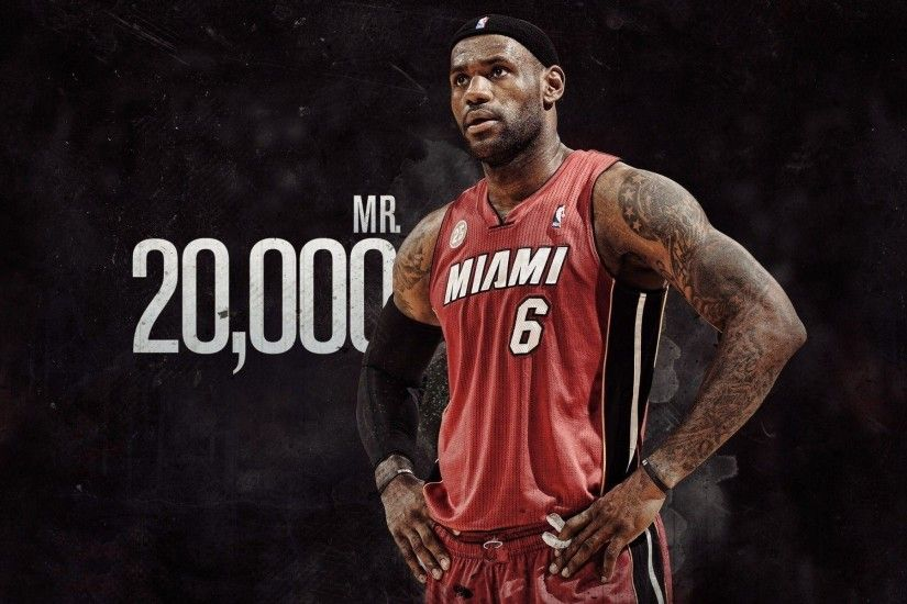 Wallpaper HD NBA LeBron James - HD Wallpaper Expert