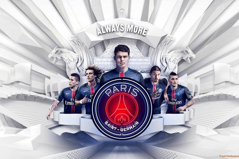 Download Wallpaper Pemain Paris Saint Germain Terbaru 2015/2016