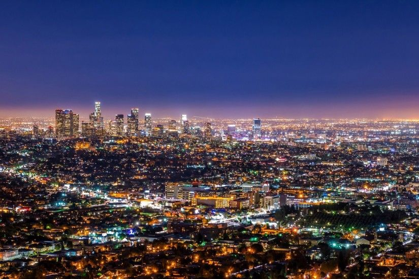 free wallpaper and screensavers for los angeles city (Bartley Hardman 2560  x 1440)