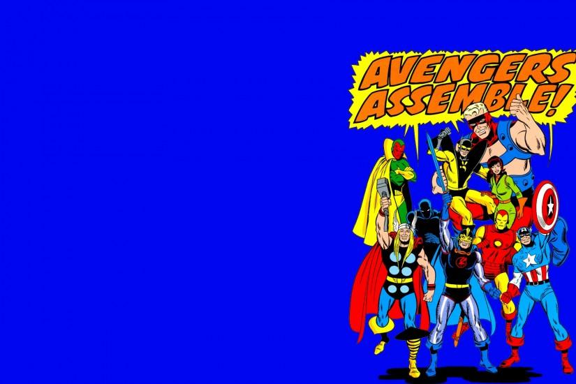 Avengers Comic wallpaper - 866041