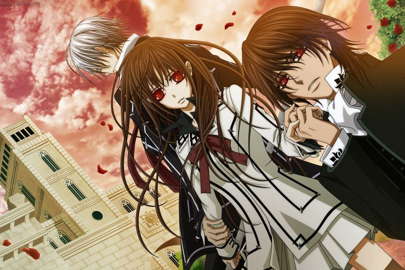 Vampire Knight Computer Wallpapers, Desktop Backgrounds | 2560x1600 .