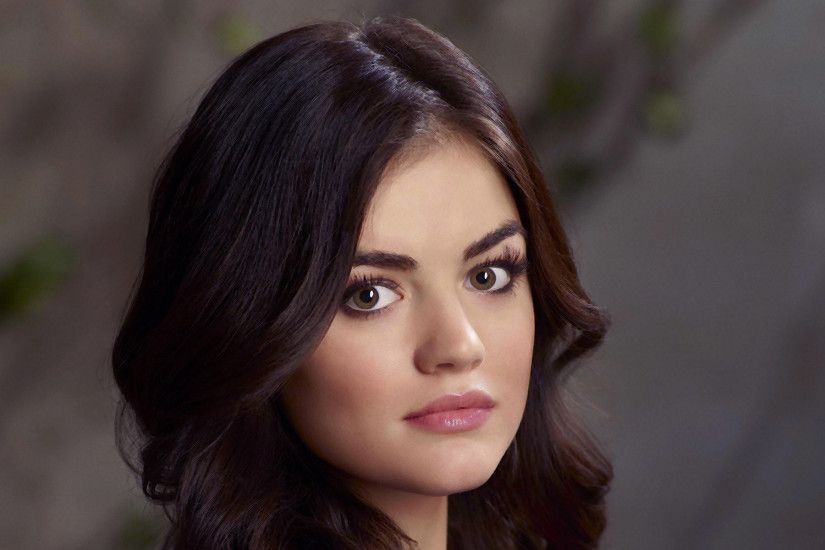 Lucy Hale Pretty Little Liars Season 4