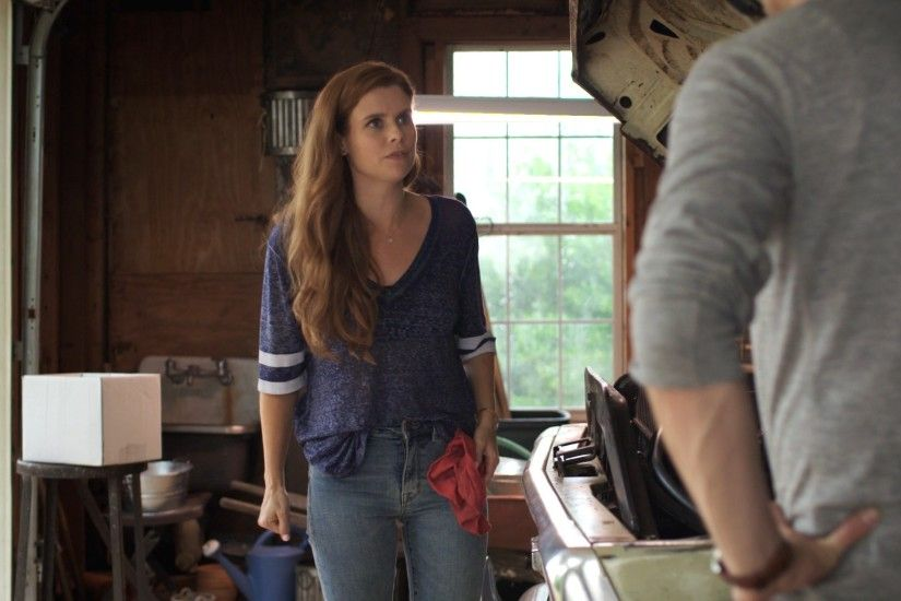 JoAnna Garcia Swisher, Blue Jeans- Kevin (Probably) Saves The World