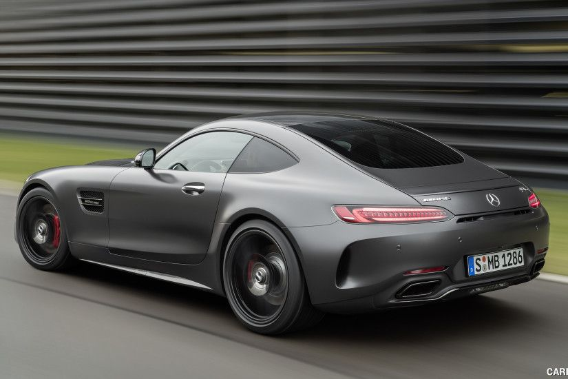 2018 Mercedes-AMG GT C Edition 50 Wallpaper