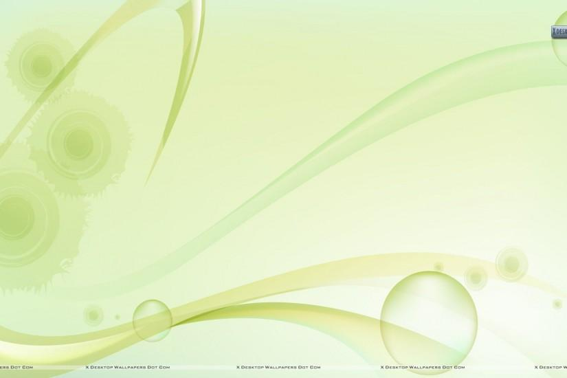 "You are viewing wallpaper titled ""Colorful Green Abstract"" ..."