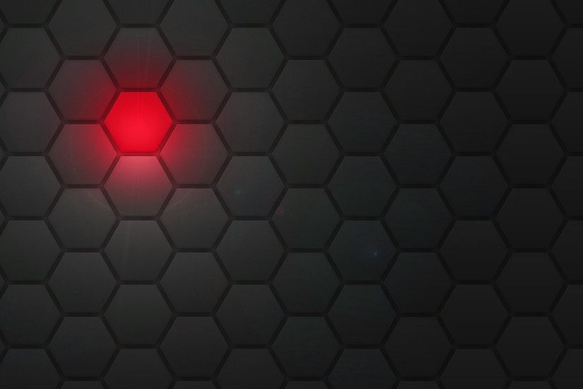 ... Background black and red hexagon Full HD Wallpaper and Background .