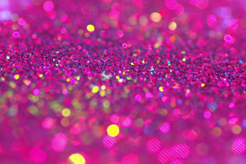 Sparkly pink glitter background in bright colors. Great party background  texture
