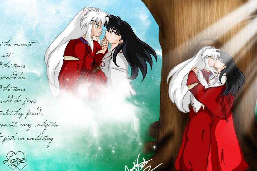 beautiful inuyasha wallpaper 1920x1080