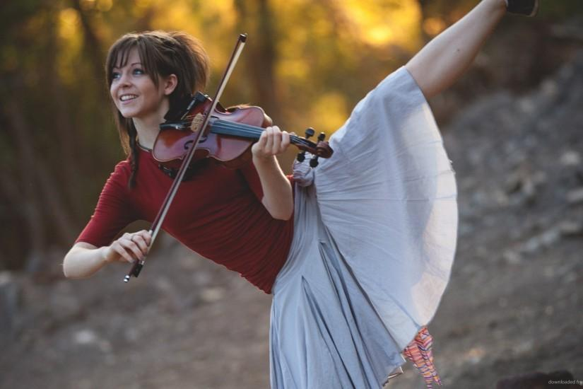 Flexible Lindsey Stirling for 1920x1080