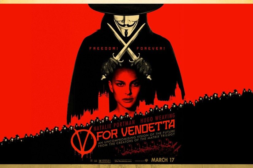 HD Wallpaper | Background ID:38937. 1920x1200 Movie V For Vendetta