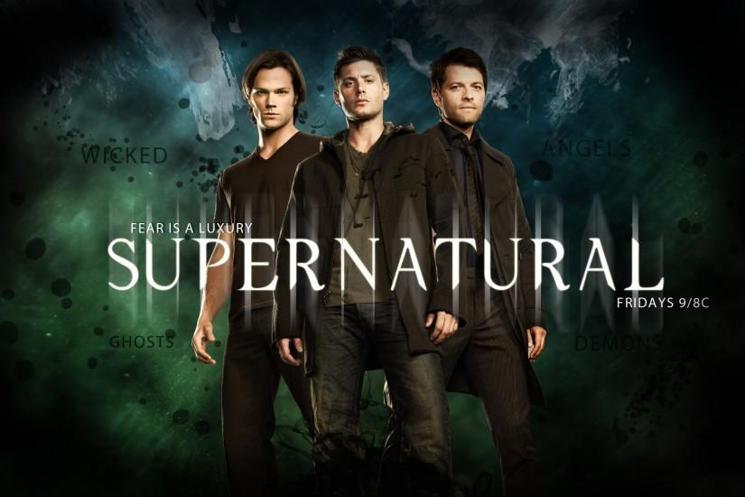 110 Supernatural HD Wallpapers | Backgrounds - Wallpaper Abyss ...