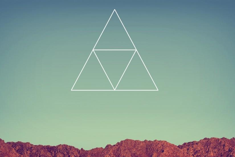 Hipster Triangle Wallpaper 909403 ...