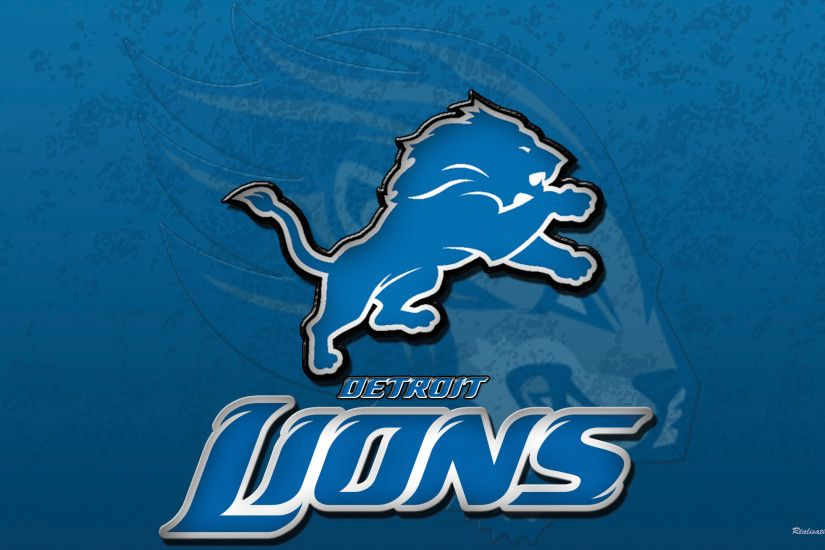 Detroit Lions HD Wallpapers Backgrounds Wallpaper