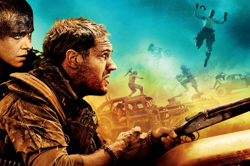 ... Mad Max : Fury Road Wallpaper 1920x1080 by sachso74