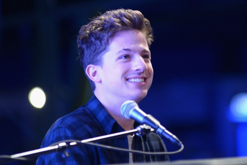 Charlie Puth Concert 1920x1200 wallpaper