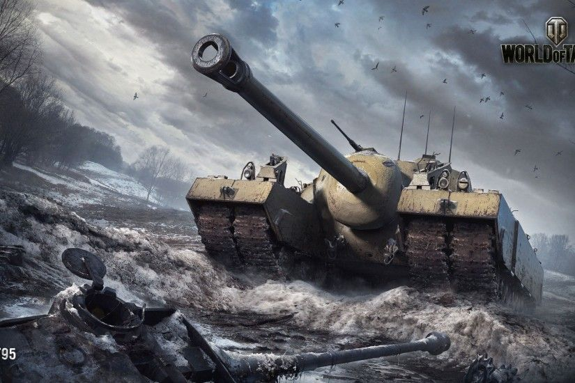 Download now full hd wallpaper t95 ussr world of tanks heavyweight winter  ...