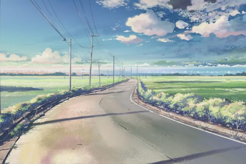 Breathtaking Backgrounds From 13 Popular Anime Titles