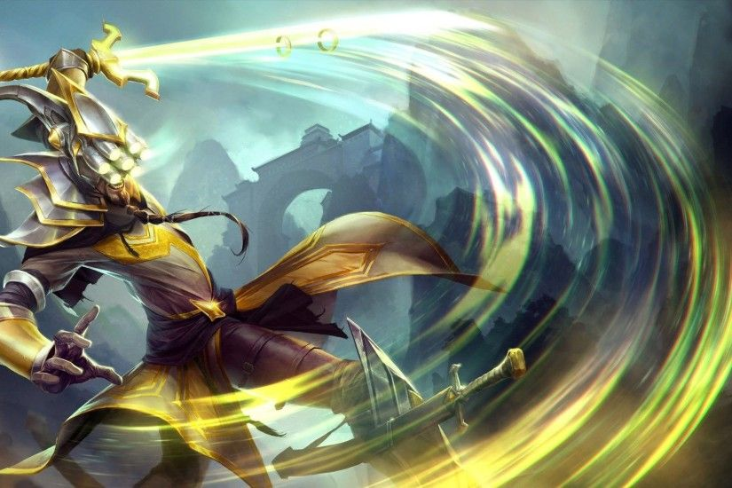 Master Yi - League Of Legends 731091