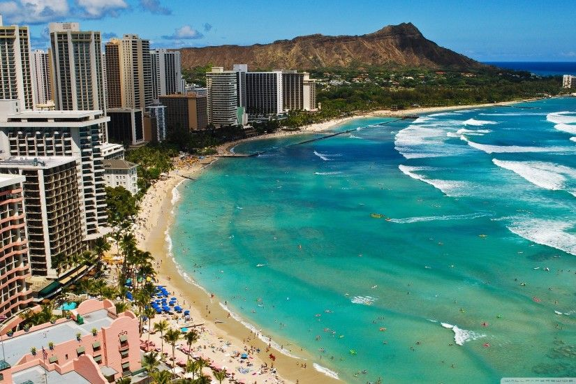 Res: 2048x1536, Waikiki Beach Photos