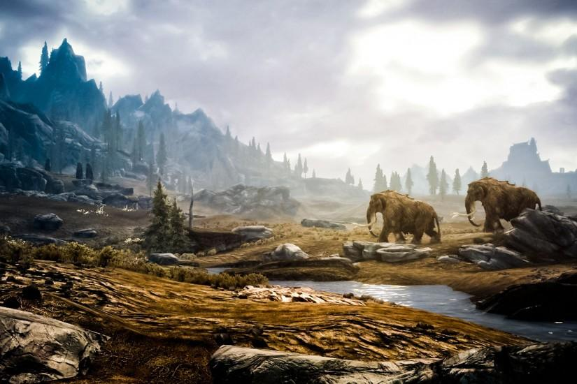 Beautiful Skyrim wallpaper 159227
