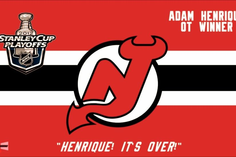 New Jersey Devils 2012 Playoffs OT Goal Horn