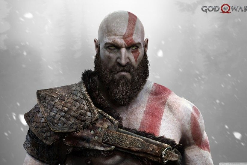 God Of War Kratos HD Wide Wallpaper for 4K UHD Widescreen desktop &  smartphone