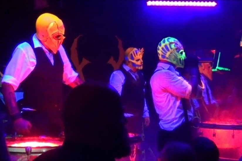 "MUSHROOMHEAD - ""Son of 7"" - Live at Spicoli's Waterloo, IA 12/12/14 -  YouTube"