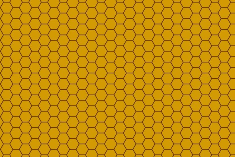 Honeycomb wallpaper - Vector wallpapers - #496