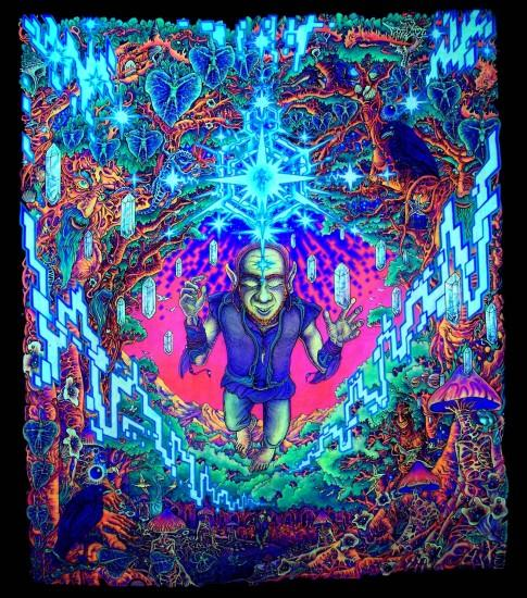 gorgerous psychedelic wallpaper 2109x2392