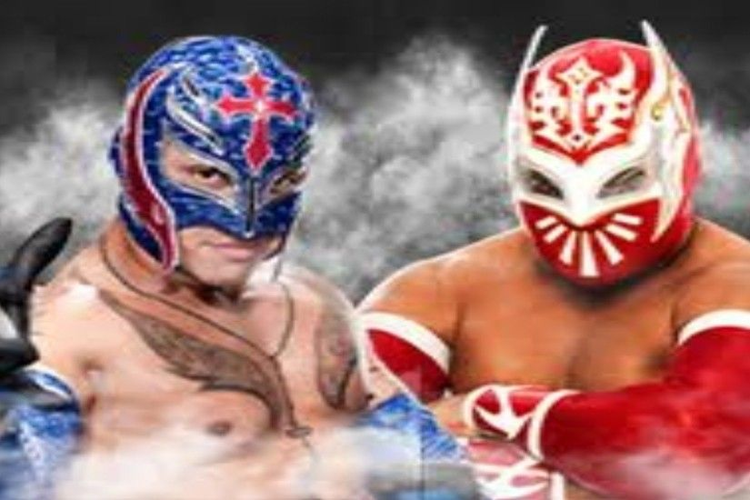 Sin Cara and Rey Mysterio vs. Cody Rhodes and Tensai - WWE Raw: September  03, 2012 - YouTube