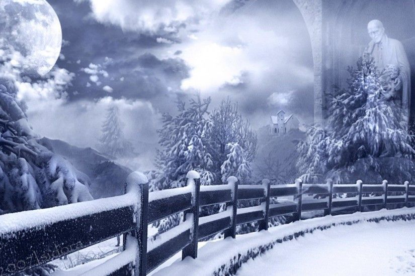Winter City Wallpapers - Full HD wallpaper search